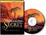 The Strangest Secret and This I Believe CD - Do YOU know the strangest secret in the world?