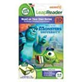 Game / Play LeapFrog LeapReader 3D Book: Disney·Pixar Monsters University Works With Tag, Ages 5-8 Years Toy...