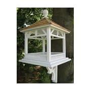 Home Bazaar Dream Birdhouse Feeder Pine Shingle Roof