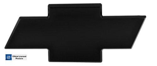 All Sales 96195K Grille Emblem – Black