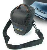 MegaGear Ultra Light Camera Case Bag For Olympus SP-820, Sp-815uz, SP-810 ,SP-720UZ, Olympus OM-D E-M5 With 14...