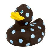 Chocolate Rubber Duckie