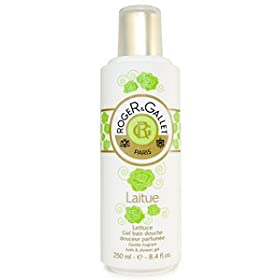 Lettuce: Roger and Gallet