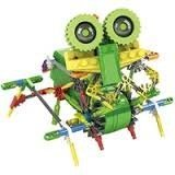 Walking Robot Toy 118pcs Set, Battery Operated Toy, Compare To Knex Toys, Build Your Dream Unique 3-