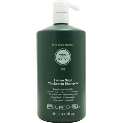 PAUL MITCHELL by Paul Mitchell: TEA TREE LEMON SAGE THICKENING SHAMPOO 33.8 OZ