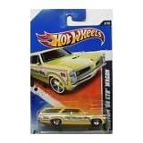 Hot Wheels 2010 111/240 HW City Works 3/10 Custom 66 GTO Wagon (Metallic Yellow And Pearl White)