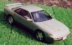 Fujimi ISD-04 Initial D Silvia S13 Koichiro 1/24 Scale Kit by Fujimi