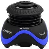 Kinivo ZX120 Mini Portable Wired Speaker (New And Improved) - Longer Built-In Cable And Increased Battery Life