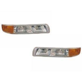 Chevy CK Truck/Silverado Park Signal Lights Driver/Passenger Side New OE Styl…