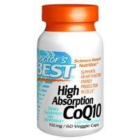 absorption coq10