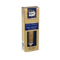 Roc Retinol Correxion Deep Wrinkle Night Cream, 1 Oz Tubes