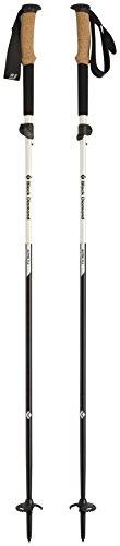 Black Diamond Alpine - Bastones de senderismo - gris Longitud 125cm 2015