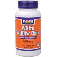 Nature's Way White Willow Bark - 400 mg - 100 Capsules