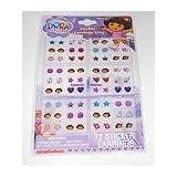 Dora The Explorer Sticker Earrings - 72 Earrings