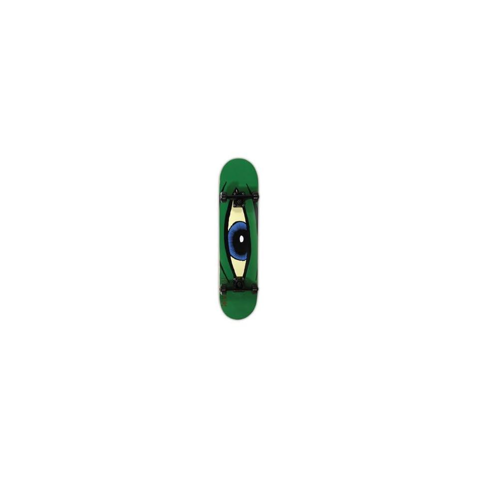 Toy Machine Sect Eye 7.87 Complete Skateboard w/ Ruckus ...