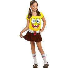Girls' Spongebob Costume