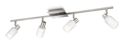 PHILIPS 521041716 myLiving - Sistema di faretti a 4 luci,...