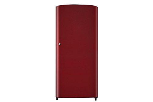 Samsung RR19J20A3RH Direct-cool Single-door Refrigerator (192 Ltrs, 3 Star Rating, Red)