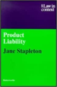 Products Liability Law Reporter