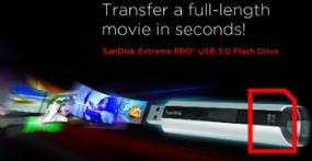 SanDisk Extreme PRO USB 3.0 Flash Drive