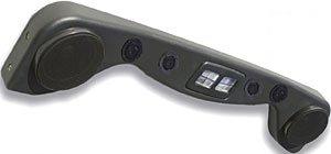 Vertically Driven 792501 6 Speaker Upholstered Sound Bar Wrangler 87-02