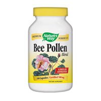 Amazon.com: Nature's Way Bee Pollen, 180 Capsules (Pack of