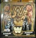 Mattel WWE Wrestling Exclusive True Legends Elite Action Figure 2Pack Luke Butch Bushwhackers