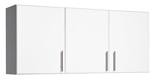 "Prepac Elite 54"" Wall Cabinet, White"