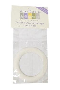 Aura Cacia Octagon Ceramic Lamp Ring