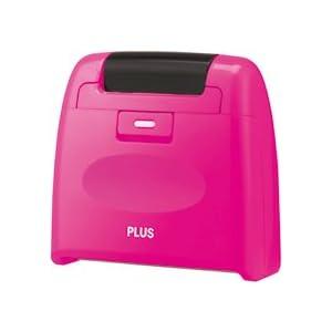 [PLUS 6164195] ローラーケシポン ワイド ピンク