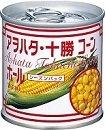 アヲハタ 十勝コーン ホール M2号缶 190g