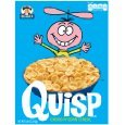 Quisp Crunchy Corn Cereal, 8.5 Ounce -- 12 per case.