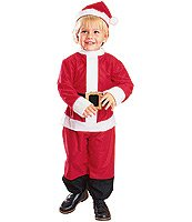 Lil' Santa Suit Costume - Toddler