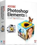 Adobe Photoshop Elements 6.0 日本語版 アップグレード版 Macintosh版