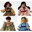 Madame Alexander / Tiny Betty Little Women Boxed Set