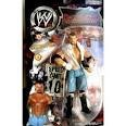 WWE RUTHLESS AGGRESSION UNFAIR ADVANTAGE JAMIE NOBLE ACTION FIGURE