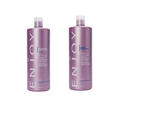 Enjoy Luxury Shampoo for colored and color treated hair