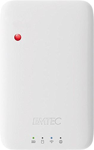 Emtec ECHDD1000P600 WIFI USB 3.0 HardDisk