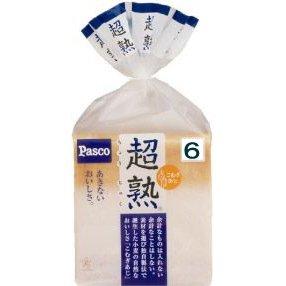 パスコ PASCO 超熟 6枚切