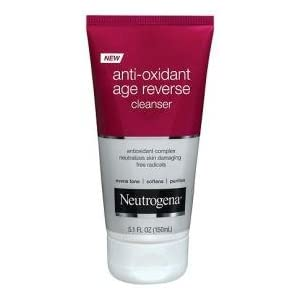 Click to buy Best Anti wrinkle Creams: Neutrogena Anti-Oxidant Age Reverse Cleanser from Amazon!