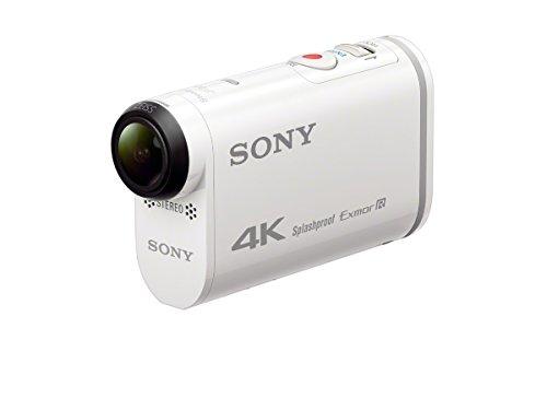 Sony Action Cam FDR-X1000VR - Videocámara deportiva (video 4K, resistente...