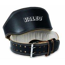 """Valeo 4"""" Padded Leather Belt, Large"""