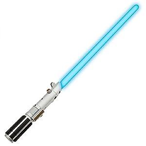 Amazon.com: Luke Skywalker Blue Ultimate FX Light-up