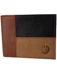 GOOD LIFE STUFF Genuine Leather Multi Color Wallet For Men (GLSMLT-Z003)