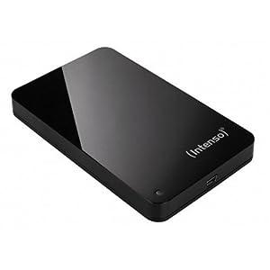 Externe Festplatte: Intenso Memory Station 750GB (2,5 Zoll) in schwarz für 55€ inkl. VSK!
