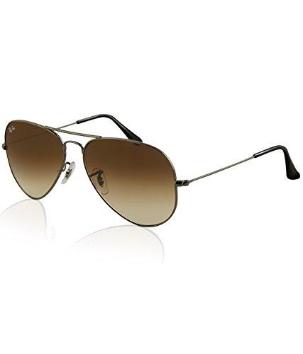 Ray-Ban RB3025 004/51 Medium Size 58 Aviator Sunglasses - B01CSK32NG