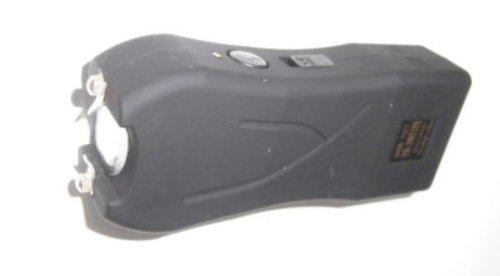 懐中電灯 LEDライト 付きスタンガン 防犯グッズ 護身グッズ 強力30万ボルト高電圧 夜の護身用に最適!398