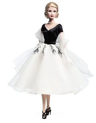 mattel v  barbie	collector grace kelly