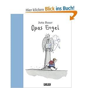 Opas Engel. Kleine Ausgabe: Amazon.de: Jutta Bauer: Bücher