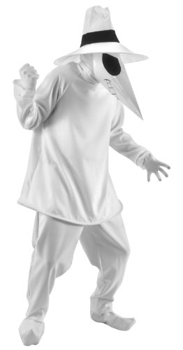 Spy Vs. Spy Costume, White